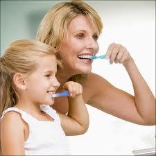 laver les dents