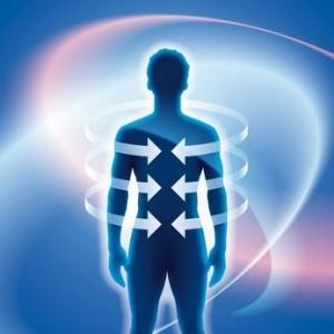 corps humain énergétique