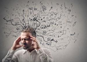 Inconscience et pensées négatives